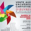 ART 2 CŒUR : Vente d'art caritative