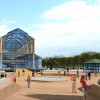Gare du Sud : le pole urbain se profile