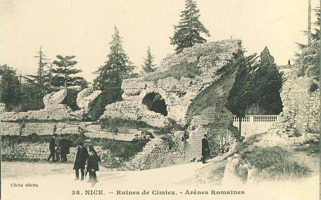 Histoire de la Colline de Cimiez