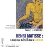 Henri Matisse ou la dissolution du trait et de la couleur