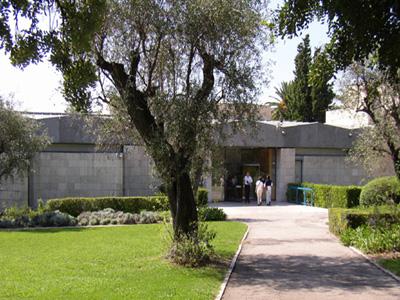Musée Chagall : les jardins revus par Henri Olivier