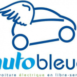 Des Autos Bleues pour Cimiez