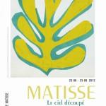 Matisse, le ciel découpé