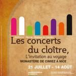 Les Concerts du Cloître