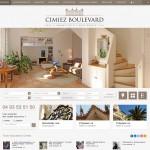 Un nouveau site web pour Cimiez Boulevard