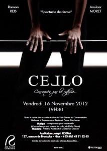 CNRR : Deux violoncelles pour un danseur