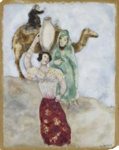 Marc Chagall, d'une guerre l'autre