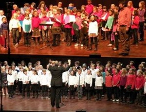 CNRR Concert de chant Choral