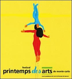 Le Printemps des Arts de Monaco au CNRR