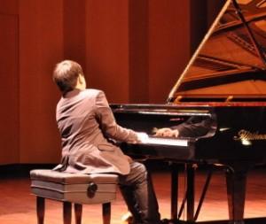 Finale du concours international de piano