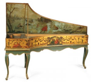 Musique ancienne au Conservatoire