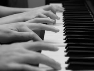CNRR piano quatr mains