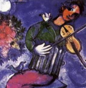 Le quartet de l'OPN au Musée Chagall