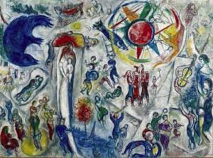 Musée Chagall : Une œuvre invitée