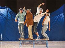 Théâtre au Musée Chagall