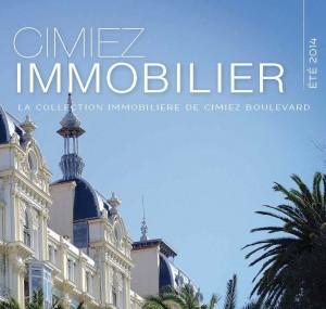 Un nouveau magazine immobilier pour Cimiez