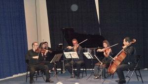 Concert avec le Quintette du CNRR