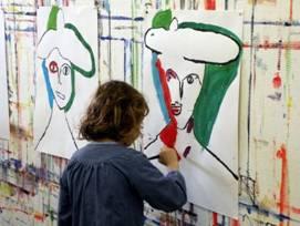 Musée Matisse : Ateliers vacances de la Toussaint