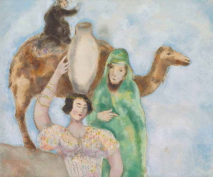 Chagall, des couleurs pour la bible !