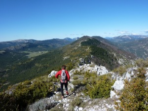 Rando : La montagne de Thorenc