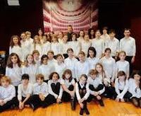 La classe chorale du Conservatoire