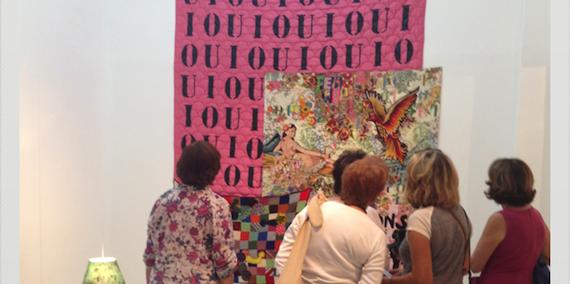 Galerie Eva Vautier : A une année lumière !
