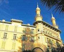 Alhambra Palace : Une folie orientale à Cimiez