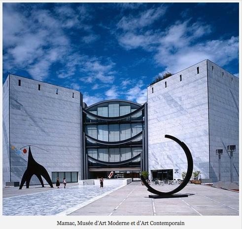 Nuit des Musées : le collège Matisse au MAMAC