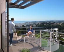 Appartements vue mer à Rimiez : un emplacement d'exception