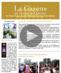 Vinette Gazette