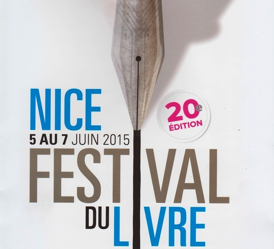 Le Festival du livre de Nice a 20 ans !