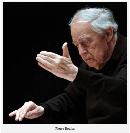 Concert hommage à Pierre Boulez