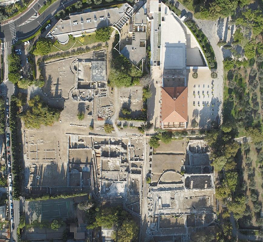 Journées nationales archéologie Cimiez