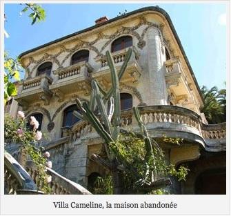 Villa Caméline : Un Cabinet Utopique