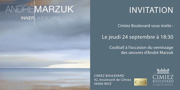 Invitation André Marzuk FB