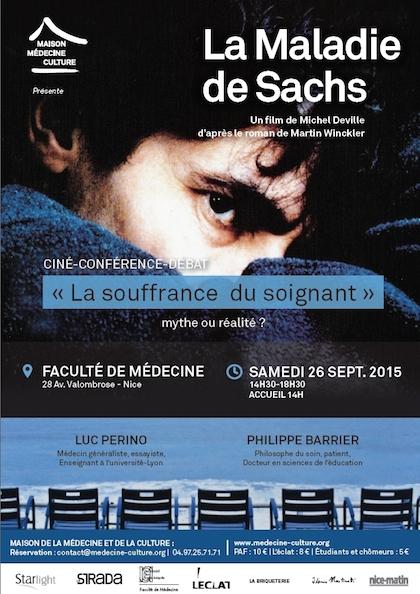 Faculté de Médecine : «La Maladie de Sachs»