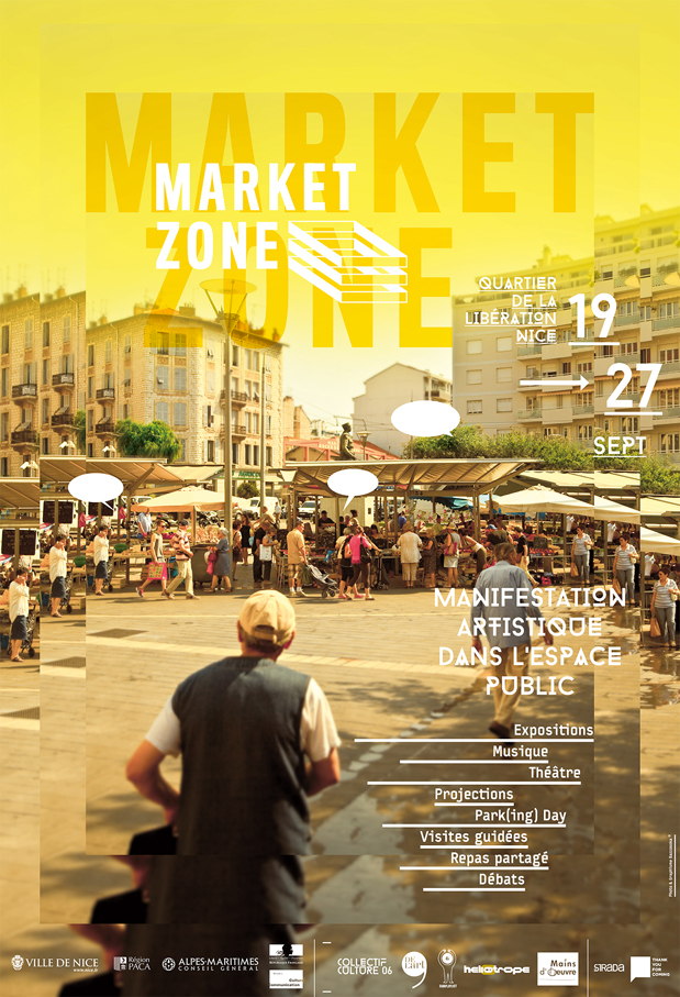 Market zone Liberation