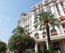 Majestic Palace Hôtel: Le Majestueux Palace De Cimiez
