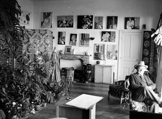 Musée Matisse : Toute une vie !