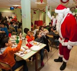 Maternelle Bellanda : Noël avec Le Chef Ratatouille