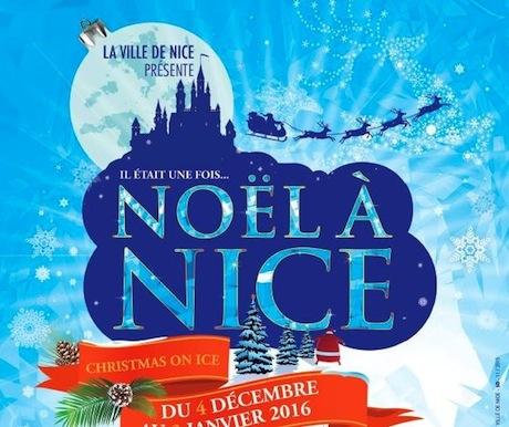 Noël à Nice 2015