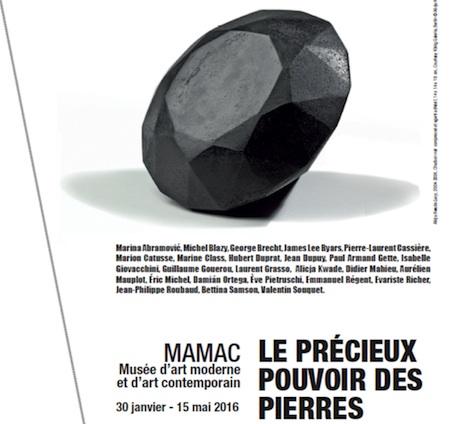 MAMAC - Le précieux pouvoir des pierres Nice