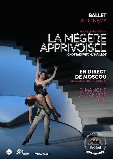 Maillot - La Mégère Apprivoisée Pathé Nice