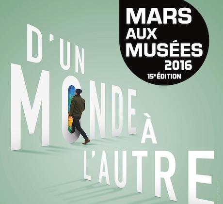 Mars aux Musée
