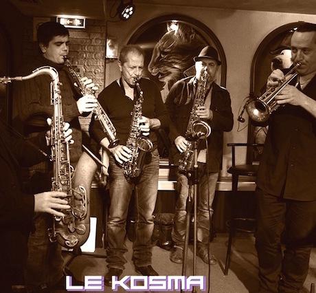 « KOSMA JAZZ » : Live music au cœur de Nice