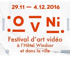 OVNi : Vidéo d'art dans la ville