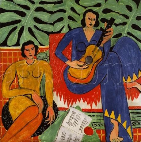 CNRR : Matisse, un âge d'or en musique