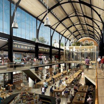 Gare du Sud : Une halle gourmande en 2018 ?