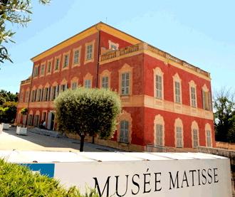 Matisse : Journées du Patrimoine