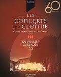 Concerts du Cloitre